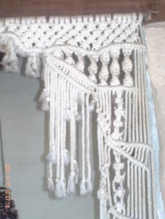 223 best images about macrame on pinterest macrame cord - Macrame paso a paso ...