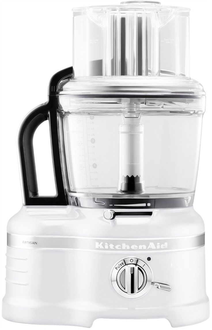 KitchenAid 5KFP1644BFP Artisan Food Processor 4L Frosted Pearl