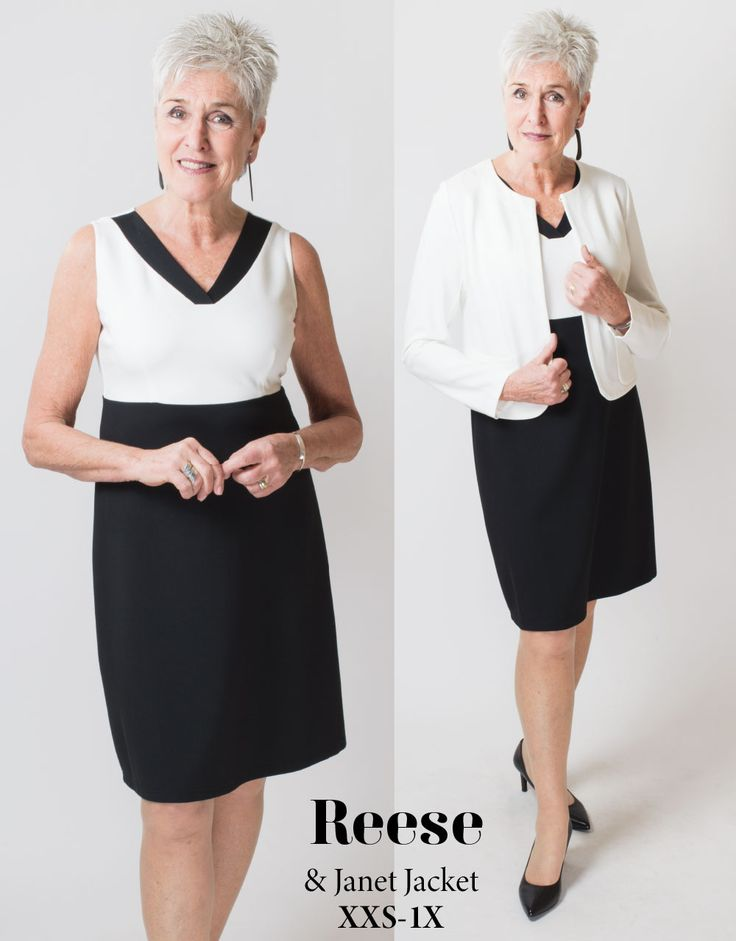 LOVE this retro neckline! Plus it's fair trade, natural fiber, and XXS-4X from Blue Sky Clothing Co