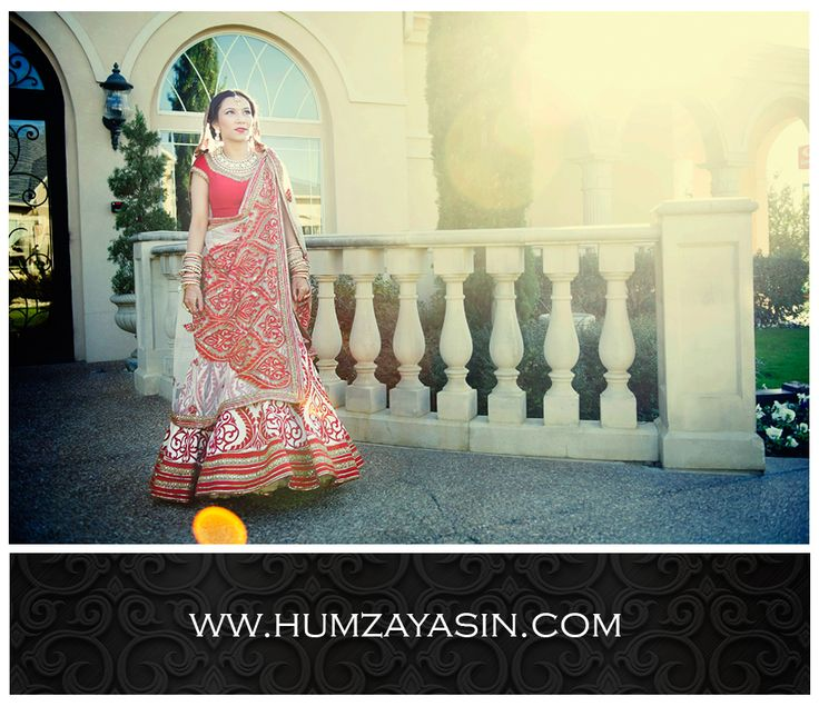 Day of Bridal Shot.   Working with a setting sun caused a soft flare which lowered the overall contrast of the frame.