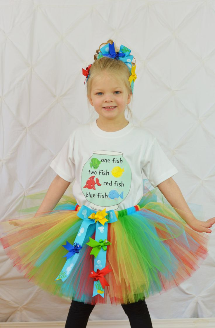 17 best images about dr seuss on pinterest one fish two for One fish two fish costume