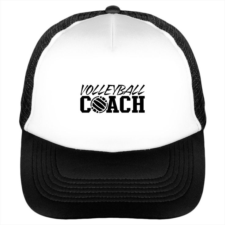 volleyball coach hat
