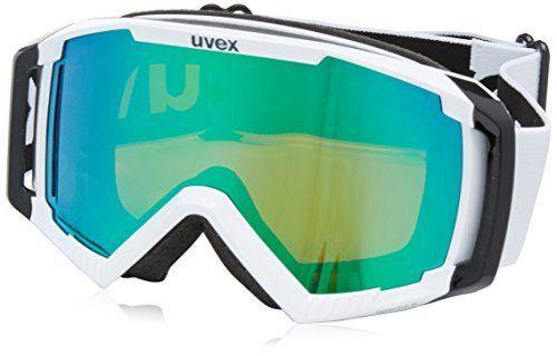 Uvex Apache II Goggles - Polar White, Size 3. Uvex Apache II Goggles - Polar White, Size 3. Size 3.