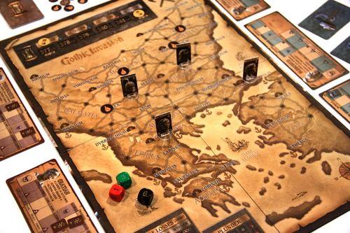 Gothic Invasion | Image | BoardGameGeek