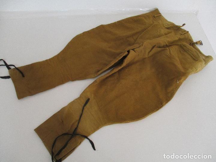 Militaria: Antiguo Traje - Guerrera + Pantalón Militar - Teniente - Regulares nº 2 - Melilla, Sahara Español - Foto 15 - 89035208