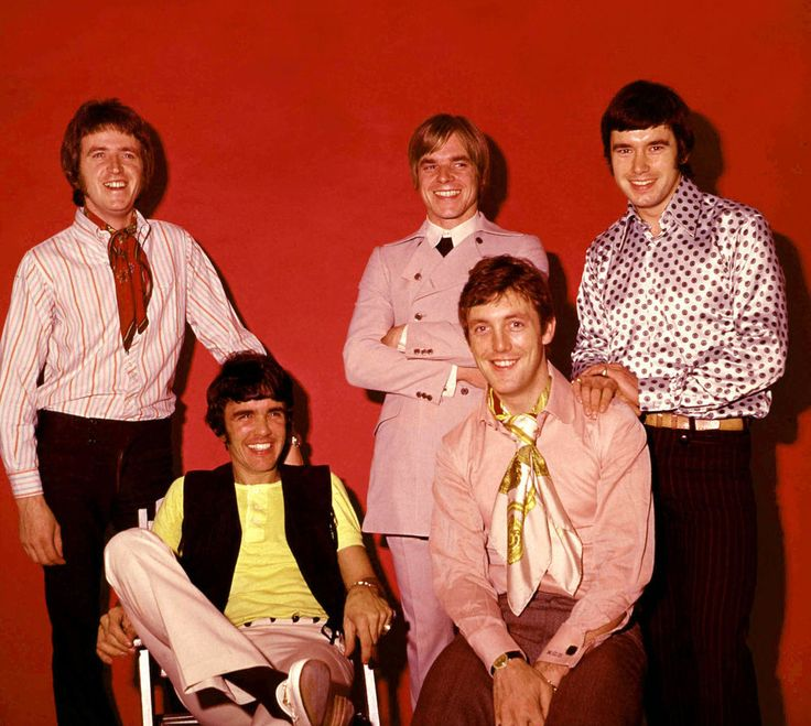 THE DAVE CLARK FIVE - MUSIC PHOTO #29