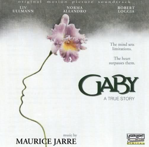 Gaby, una historia verdadera. Gaby, a True Story EE.UU.y México.1987. Sinopsis: es la adaptación de la biografía de Gabriela Brimmer, poetisa y escritora que nació con una parálisis cerebral que…
