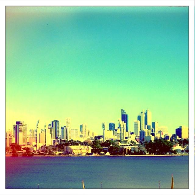 City of #Perth in #Australia