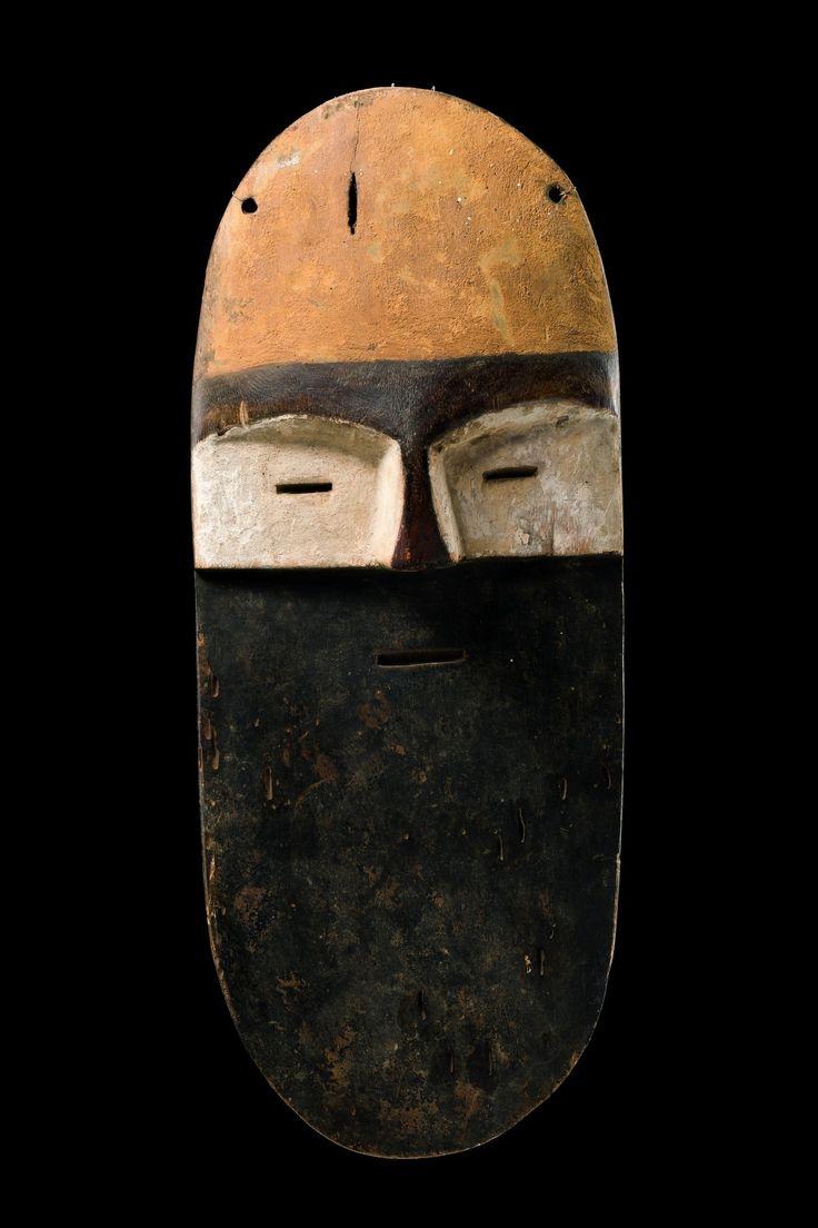 D. R. Congo, Mbole Mask