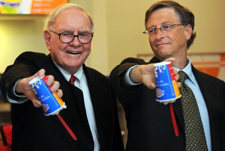 Cómo Bill Gates y Warren Buffett se hicieron amigos @alvarodabril