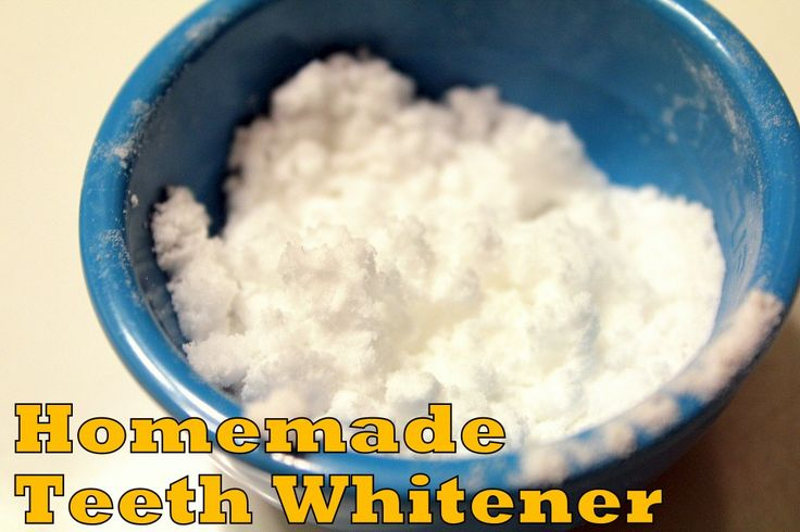 All natural teeth whitener. Yes, please!!