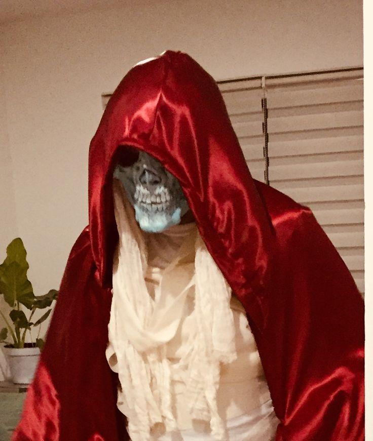 Halloween costume Munra el inmortal