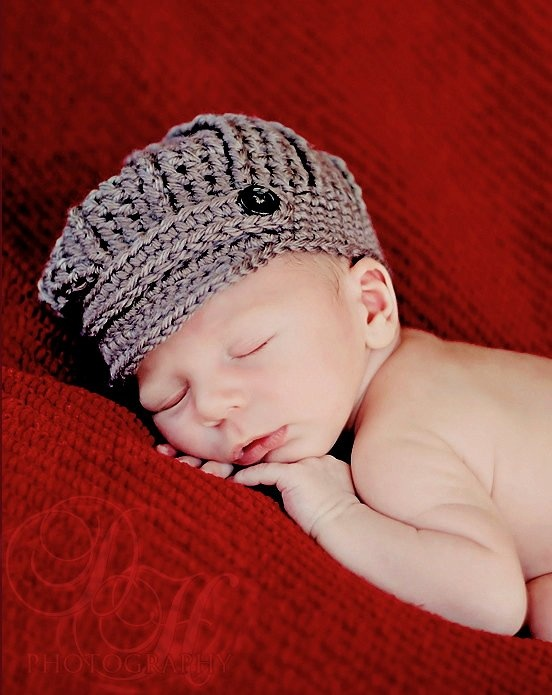 29 best baby images on pinterest photo props babies and baby baby newsboy cap baby boy hat newborn crochet hat crochet baby hat dt1010fo