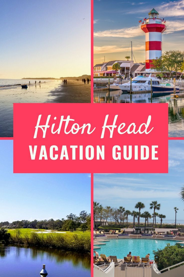 South Carolina Beaches: Hilton Head Beach