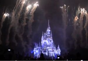 A Guide to the Holiday Wishes Fireworks Show at the Magic Kingdom during the Christmas Holidays