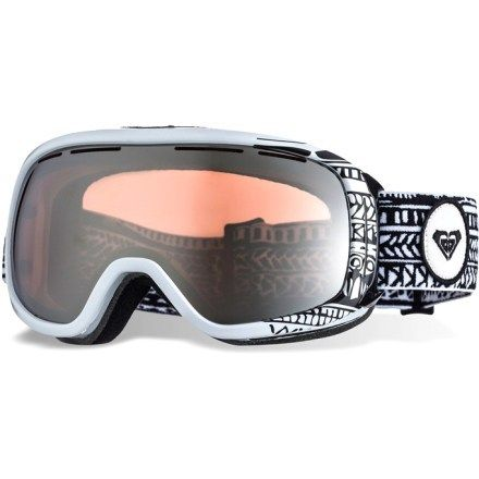 Snow Goggles *Snow goggles help to keep the snow out of your eyes when you ski.