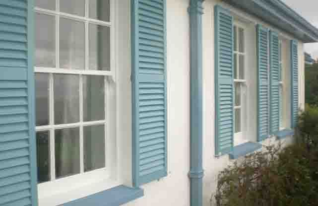 Cavendish Town & Country shutters