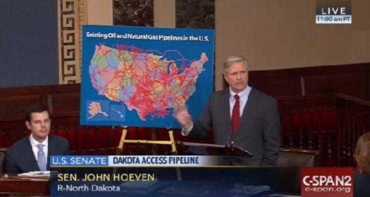 ND Senator John Hoeven