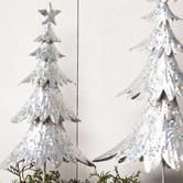 A Blue & Silver Holiday - Inspired By... | Wayfair