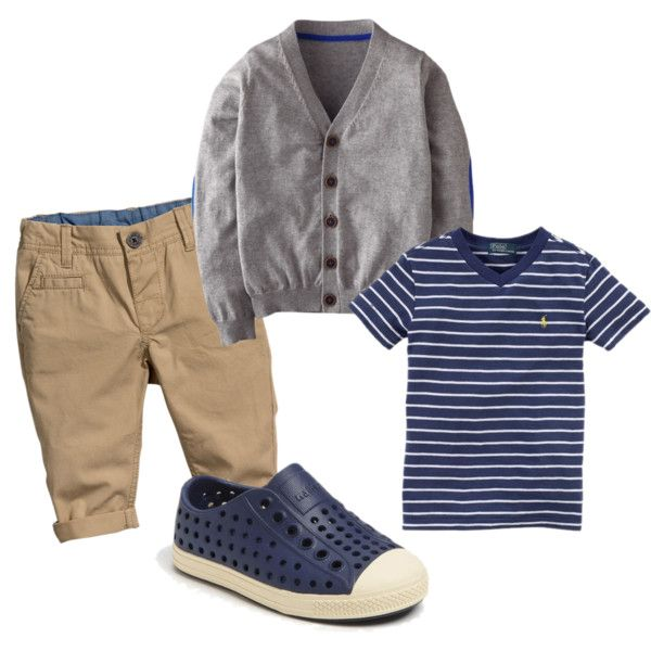 Dressing Boys For Fall - Chinos, Stripes, and Natives!
