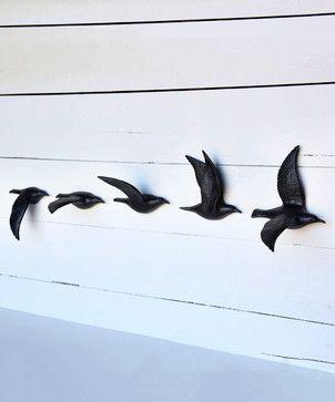 Bone China Flying Gulls transitional-pet-supplies