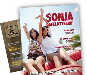 Altijd al jouw eigen tijdschrift willen maken? Tot voor kort stonden alleen de BN-ers in de bladen, maar nu kan ook jij een tijdschrift maken, met jezelf, je vriendinnen of met de familie in de hoofdrol.