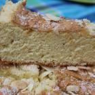 Photo recette : Génoise aux amandes
