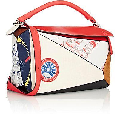 LOEWE X-Ray \u0026quot;Puzzle\u0026quot; Large Shoulder Bag - - Barneys.com | Bags ...
