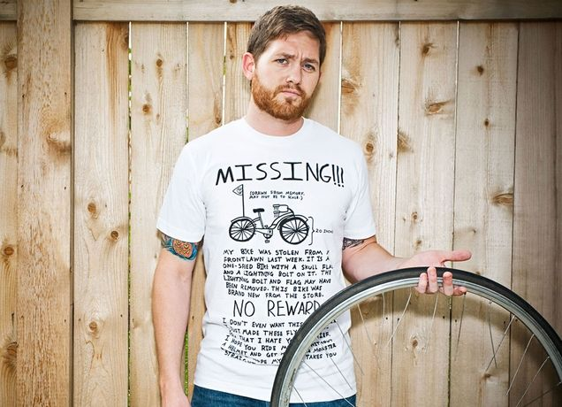 """""""Missing!!!"""" - Threadless.com - Best t-shirts in the world"""