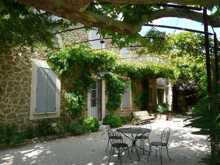 Tonnelle Proven Ale Sur Terrasse Ombrag E Outdoor Garden Pinterest