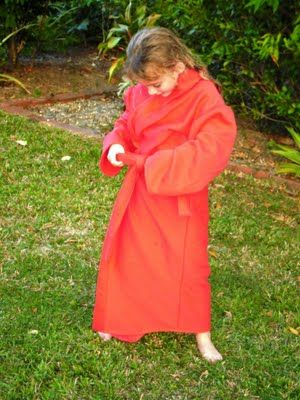 Creating my way to Success: How to make a dressing gown or bath robe