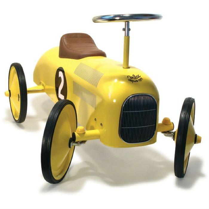 Sparkbil Classic Racing Gul