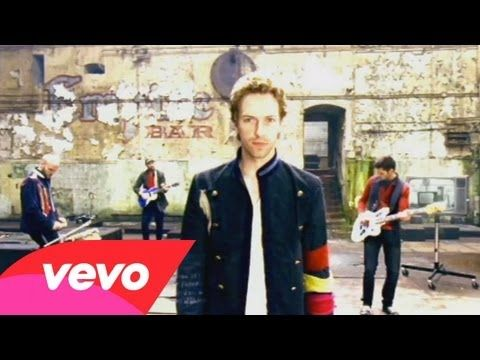 Coldplay - Lovers in Japan:  So many of Coldplay's music videos are great, this ones no exception.