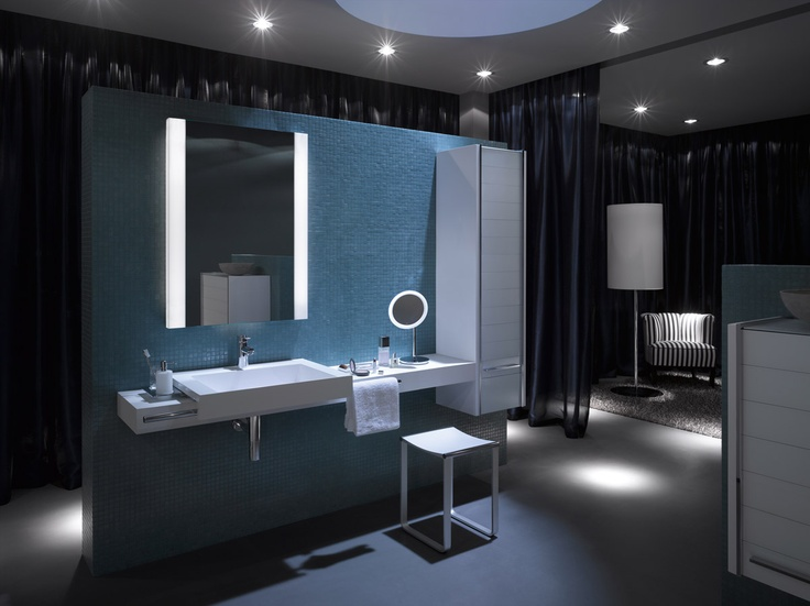 23 best images about keuco on pinterest mirror cabinets atelier and city bathrooms. Black Bedroom Furniture Sets. Home Design Ideas
