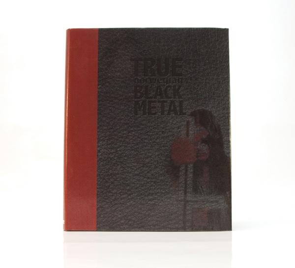 Book design | TNBM redesign by Anne Hilde Taraldstad, via Behance
