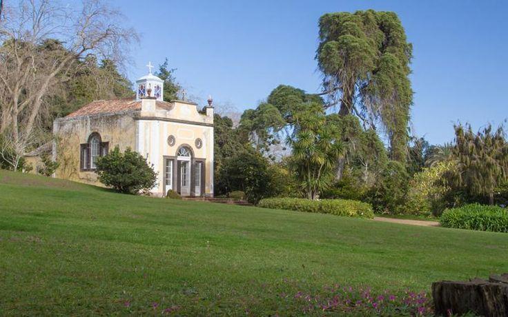 The beautiful chapel in Palheiro Gardens http://www.yourmadeirawedding.com/directory/casa-velha-do-palheiro