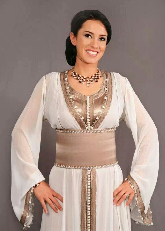 155 best images about kaftan et takchita on pinterest for Caftan avec satin de chaise