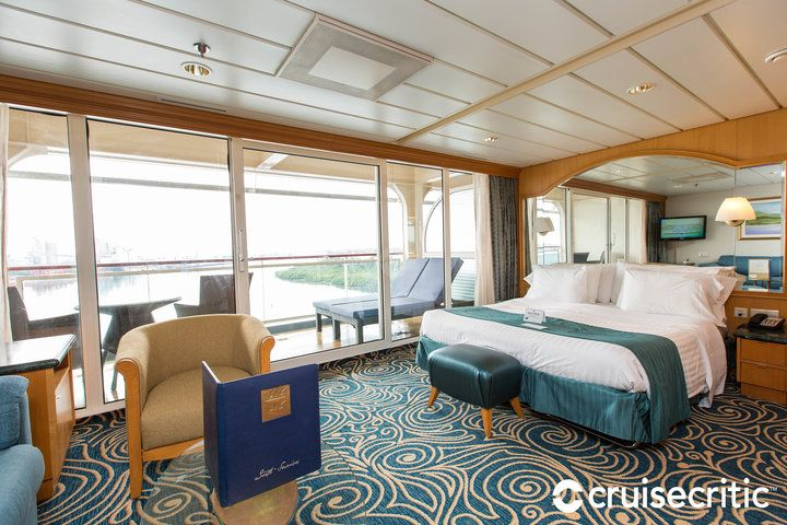The Grand Suite On Vision Of The Seas Enchantment Of The Seas Royal Caribbean Mexico Cruise