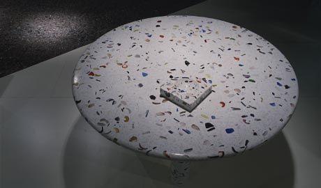 Shiro Kuramata's Terrazzo