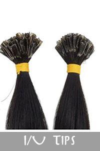 i tip for microlinks u tip for fusion virgin hair.