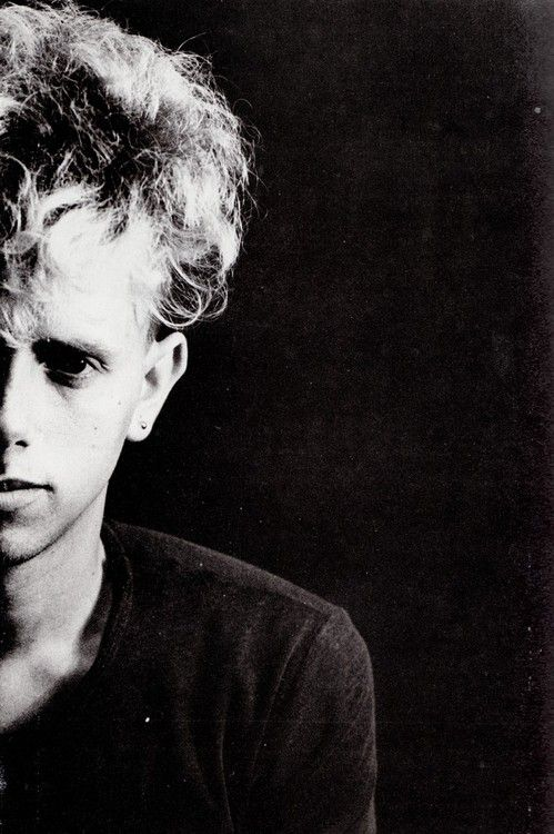 Martin L.Gore of Depeche Mode