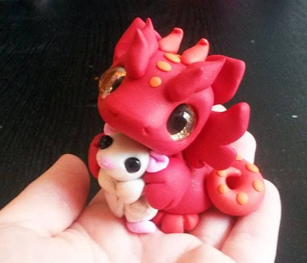 Tumble Creatures make the most cute and cuddly dragons you will ever see!