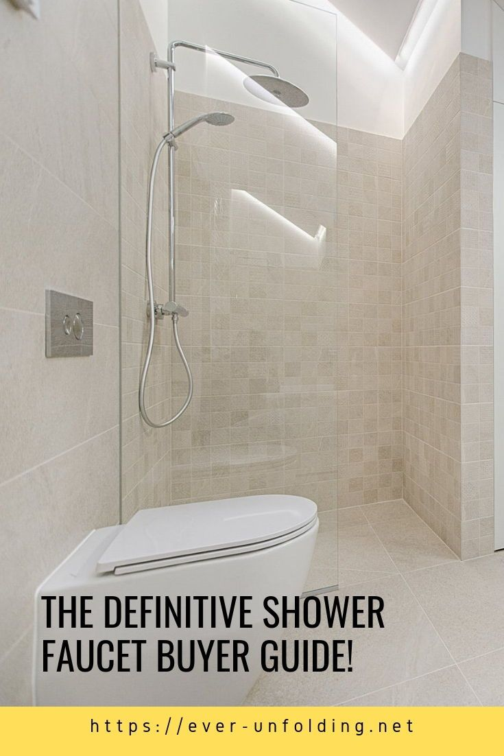Best Shower Faucet Reviews In 2020 With Images Farmhouse Style