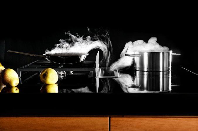 Du trenger ikke en tradisjonell kjøkkenvifte på kjøkkenet. Les om hvorfor og hvordan du enkelt kan få et bedre innemiljø på kjøkkenet.