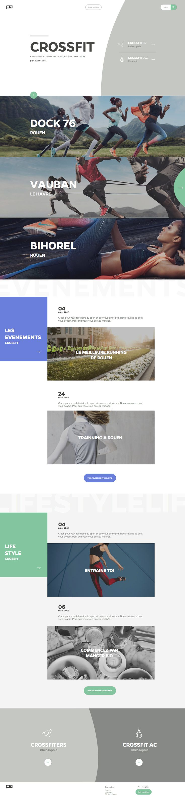 I've been working on a composition, grid and oveall look and feel for the new Ino Zeljak personal website. Here are some more ideas of type, grid, colors exploration :)