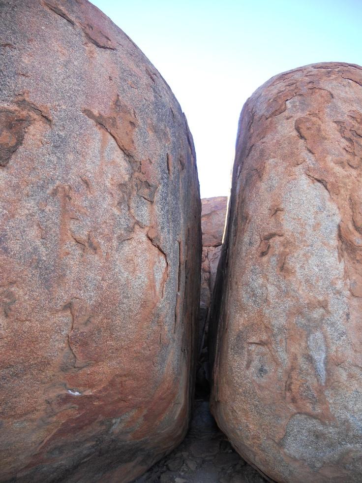 Devils Marbles , NT Australia