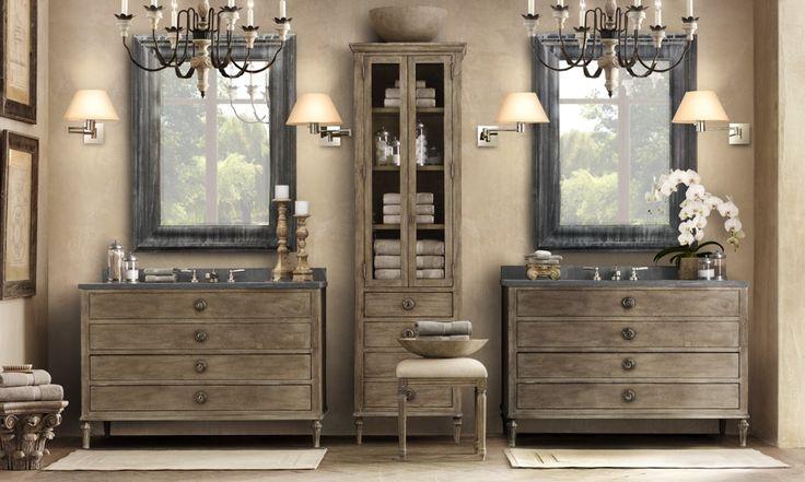Best 25+ Restoration Hardware Bathroom Ideas On Pinterest
