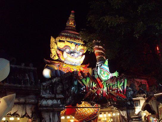 Fantasea Entertainment Centre in Phuket, Thailand
