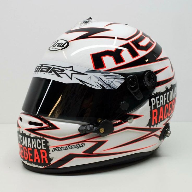 """217 mentions J'aime, 4 commentaires - rStar Design (@rstardesign) sur Instagram: """"James McFadden's new Arai GP6S ready for some World of Outlaws action in a few weeks.  #rstardesign…"""""""