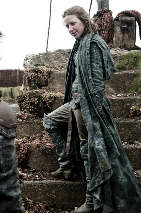 The 16 Most Badass Ladies From Game of Thrones: 3. Brienne of Tarth